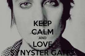 KEEP CALM AND LOVE SYNYSTER GATES. by Andrea | 9 months, 3 weeks ago - keep-calm-and-love-synyster-gates-7
