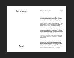 essay pamphlet on behance
