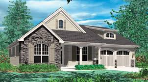 Demand for Small House Plans Under   Sq  Ft  Continues to GrowThe Godfrey House Plan packs plenty of style and amenities for under   square feet small house plan