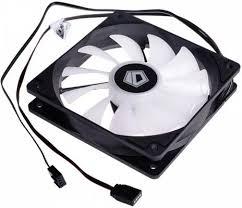 <b>Вентилятор ID-Cooling XF-12025-RGB-TRIO</b> RGB LED/PWM ...