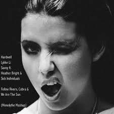Free Download : Hardwell, Lykke Li & Savoy ft. Heather Bright & Sick Individuals – Follow Rivers, Cobra, ... - CoverMSHMonolythe