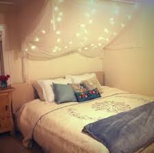 7 ways to decorate with twinkle lights year round above bed lighting
