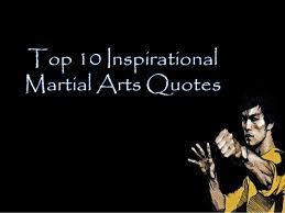 Karate Quotes. QuotesGram via Relatably.com