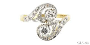 <b>Art Nouveau</b> Engagement <b>Rings</b>: How to Get the Style