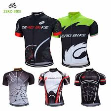 ZEROBIKE <b>2017 Summer Men's</b> Short Sleeve Cycling Jersey Full ...