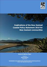eco environment and conservation organisation of aotearoa new eco working groups