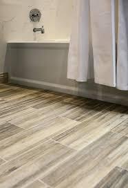 bathroom wood grain