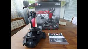 <b>Trust GXT 555 Predator</b> Joystick PC - YouTube
