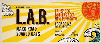 L.A.B. <b>2019 Summer</b> Tour - <b>New</b> Plymouth - Eventfinda