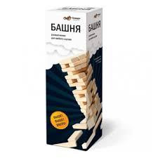 <b>Настольная игра СКВИРЛ</b> Башня — купить в интернет-магазине ...