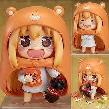 Hot ! NEW 1PCS <b>10cm</b> Himouto ! <b>Himouto</b>! <b>Umaru chan</b> action figure ...