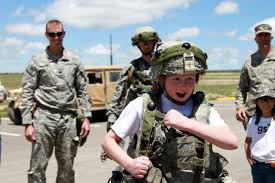 Image result for NATO Girl Scouting