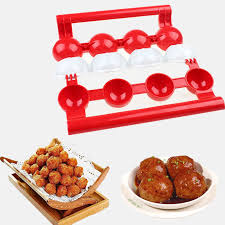 <b>1pc</b> New Arrival <b>Meatball Mold</b> Stuffed Fish Balls Maker <b>DIY</b> ...
