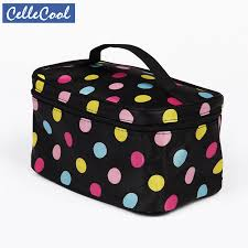<b>Fashion Letter</b> Makeup bag Cosmetic bag <b>Women Square</b> Travel ...
