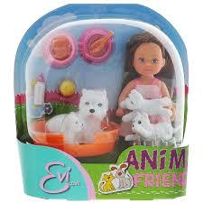 <b>Simba Игровой набор</b> Еви с домашними животными — купить в ...