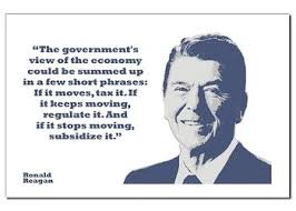 Reagan Quotes On Economy. QuotesGram via Relatably.com