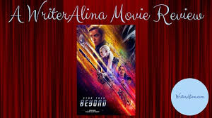 Star Trek Beyond Movie Review   WriterAlina WriterAlina