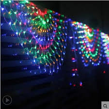 3x0.<b>5m</b> LED Božićne svjetiljke Garniture za vanjsku garnituru ...
