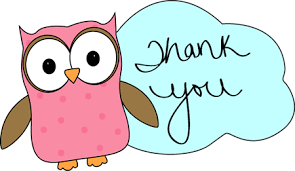 Image result for thank you for coming clip art