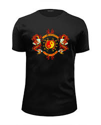 Футболка Wearcraft Premium Slim Fit Erik Santana - Jeet Kune Do ...