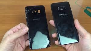 Как заменить <b>заднюю</b> крышку (стекло) на Samsung Galaxy S8+ ...