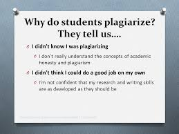 academic honesty  the legal and ethical use of information ontario    what counts as plagiarism  academic dishonesty  o buying a paper from the internet or