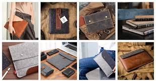 21 best iPad Pro <b>sleeves</b> hand-crafted from <b>leather</b> and felt (2020 ...
