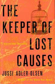 The Keeper of Lost Causes (US) / <b>Mercy</b> (UK) – Jussi <b>Adler Olsen</b>