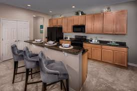Wall For Kitchens Kitchen Layout Trends You Can Find Inside New Homes In Tampa