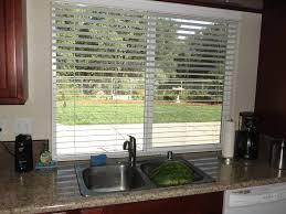 Large Kitchen Window Treatment 30 Kitchen Window Treatments Ideas 4649 Baytownkitchen