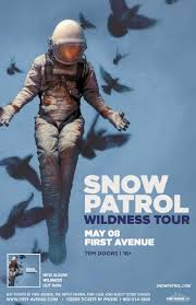 <b>SNOW PATROL</b> — <b>Wildness</b> Tour | First Avenue