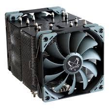 <b>Кулер</b> для процессора <b>Scythe Ninja 5</b> CPU Cooler SCNJ-5000 ...
