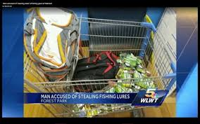 man busted for stealing of fishing equipment from walmart man busted for stealing 3 800 of fishing equipment from walmart sportsmens compass