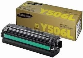 Купить <b>Картридж SAMSUNG CLT-Y506L</b>, желтый в интернет ...