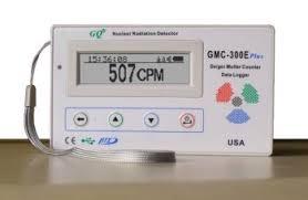 QG GQ GMC-300E-Plus Digital <b>Geiger Counter</b> Nulcear Radiation ...