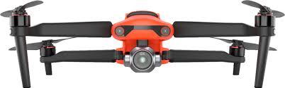 <b>Autel Robotics EVO II</b> PRO 6K Professional Drone Black/Orange ...