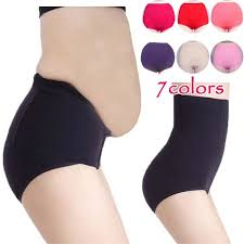 S-XXL Sexy <b>Womens High Waist Tummy</b> Control Body Shaper ...