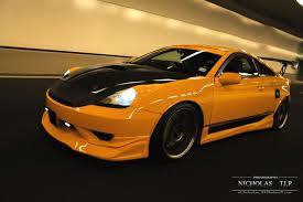 <b>Обвес</b> Vizage <b>Style (на</b> сайте - http://www.celica-tuning.ru/products ...