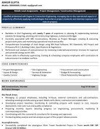 Sample Resume Fresh Graduate Civil Engineer   Resume   sample engineering resume