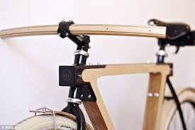 the bikes are made from a hybrid of wood and steel by strasbourg based manufacturers article types woods