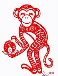 Image result for année du singe 2016