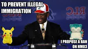 To prevent illegal immigration I propose a ban on HM03 - Pokemon ... via Relatably.com