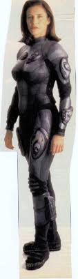 1000 images about Sexy Actresses on Pinterest Mimi Rogers was the inspiration for Special Agent Maureen Rogers These suits from Lost In Space are pretty close to how I envisioned the FlexArmor