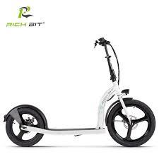 Best Price #4675fb - <b>RICH BIT H100</b> Folding Electric Scooter 36V ...