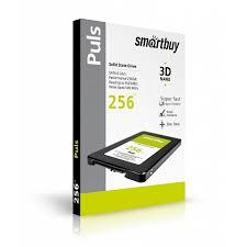 Купить <b>внутренний SSD-накопитель 256Gb</b> Smartbuy Puls ...