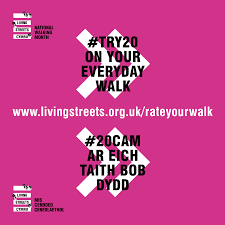 national walking month living streets wales version