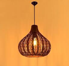 loft country hand knitted bamboo vintage pendant lights lustres de sala industrial lighting pendente de bamboo pendant lighting