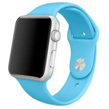 iPM <b>Soft Silicone Replacement</b> Sports <b>Band</b> For Apple <b>Watch</b> ...