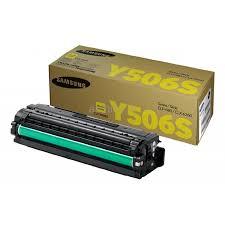 <b>Тонер</b>-<b>картридж Samsung CLT</b>-<b>Y506S</b> (yellow) SU526A