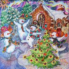 lizzymarycullen from themagicalchristmas | Enchanted forest ...